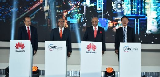 SME Corp Malaysia and Huawei To Present about the State Of SMEs ICT Adoption