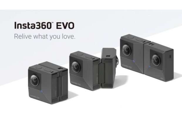 Insta360 introduces cube-shaped camera that take 3D and 360° photos
