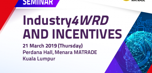 MATRADE: Seminar on Industry 4WRD and Incentives