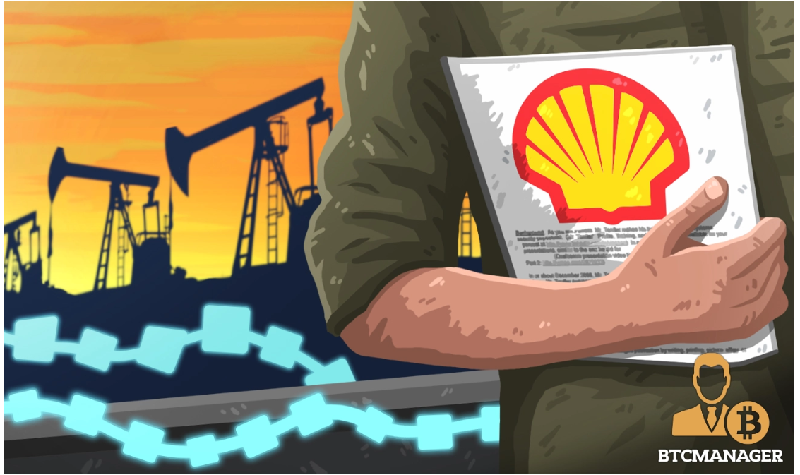 Oil and Gas Giant Shell Wants Blockchain Analysts