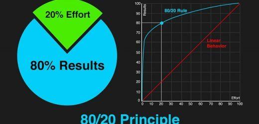 The Pareto Principle for Data Scientists