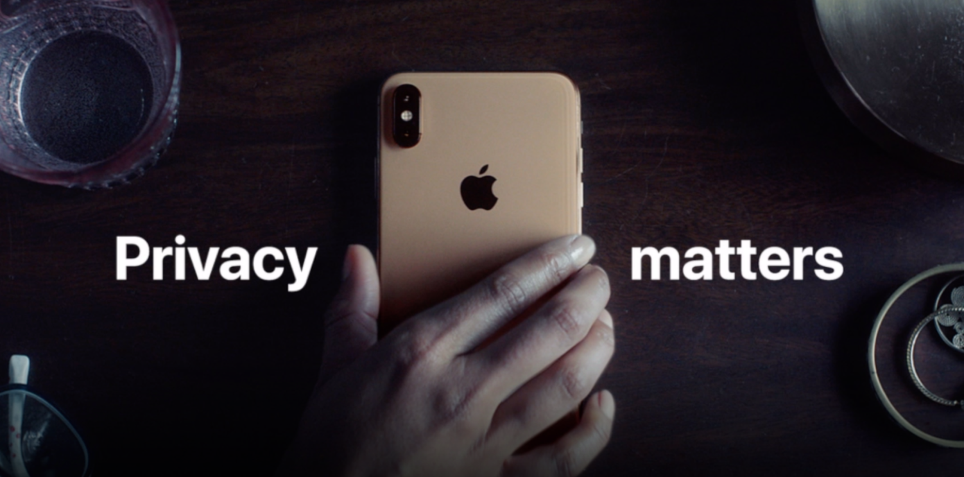 Apple ad focuses on iPhone's most marketable feature — privacy
