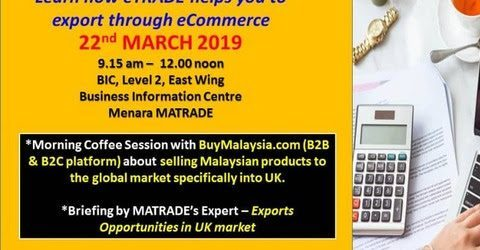 MATRADE: eTRADE Consultation Day