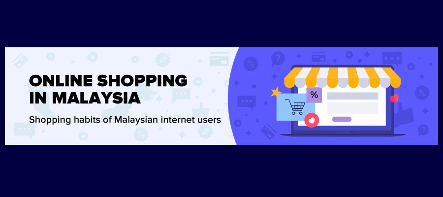 Fabulous Malaysias Online Shopping Behaviour In Infographic Beutiful Home Inspiration Xortanetmahrainfo