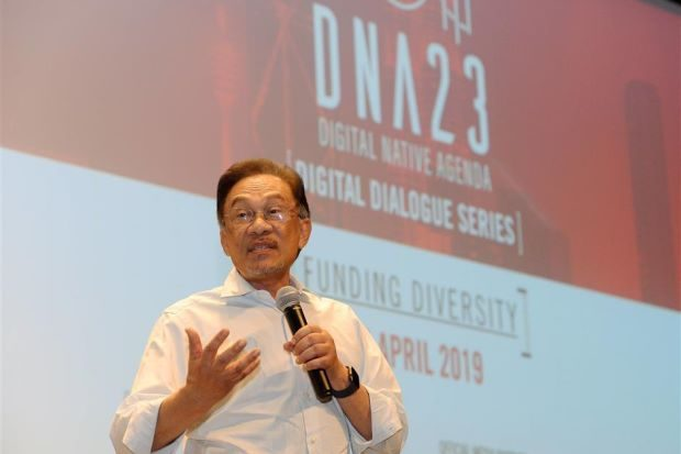 Digital dialogue focuses on growing Malaysia's digital economy inclusively
