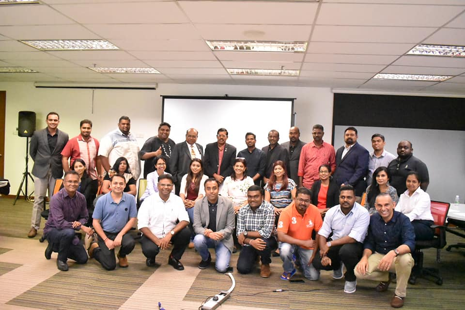 KLPICC : Chambers 360 2nd Series with Mr. Prasath Kanagaras KLPICC's very own Branding Guru