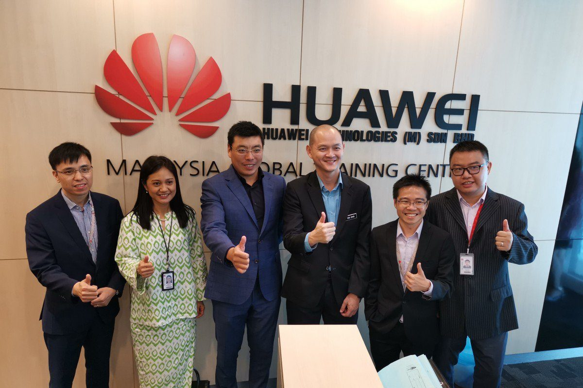 Malaysia welcomes Chinese tech giant Huawei despite Western concerns