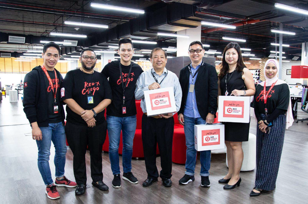 RedCargo & GDEX announce new regional partnership