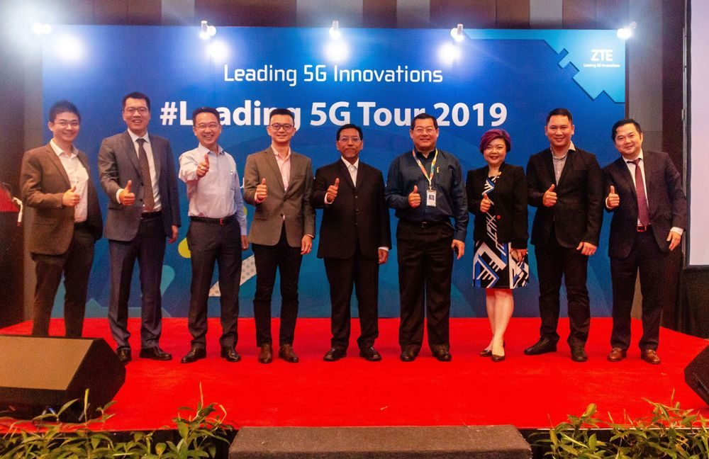 ZTE Malaysia shares its cutting edge 5G innovations and solutions with local telcos