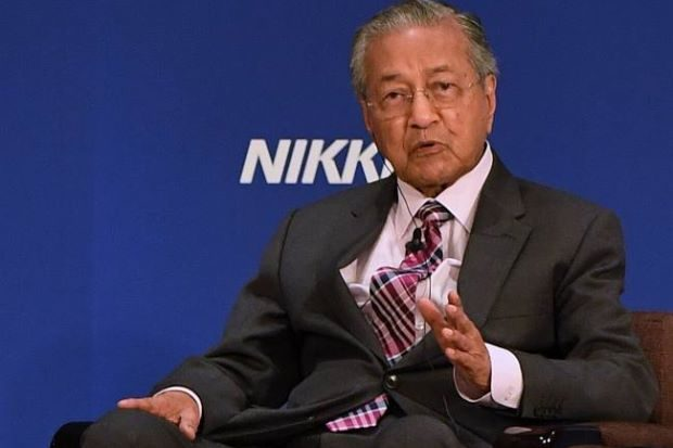 Let's have common East Asian currency based on gold, says Dr M