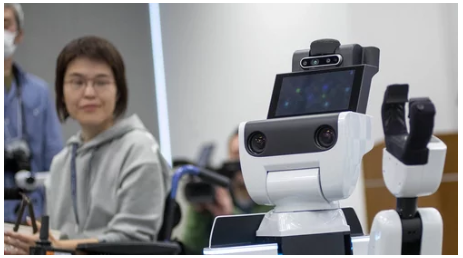 The Next Generation of Robots Will Be Powered By Artificial Intelligence: Eye on A.I.