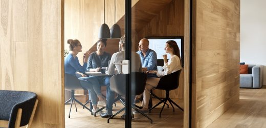 Should your company move into a co-working space, sublease space or traditional office?