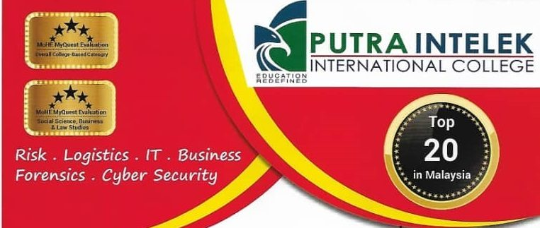 Putra Intelek International College: Diploma In Digital Security (DDS)