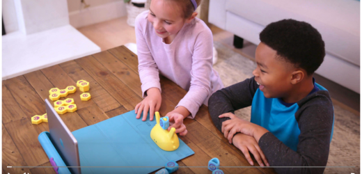 Teaching Kids About STEM with Augmented Reality Games