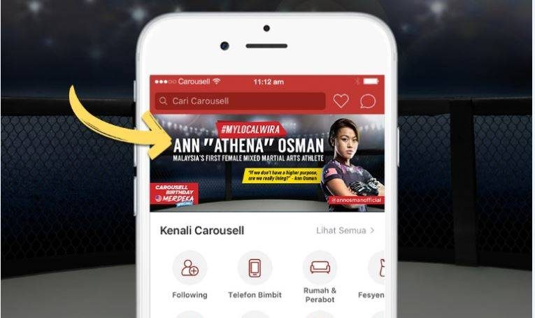 Datuk Nicol David, Ann Osman and more are selling personal items on Carousell for charity