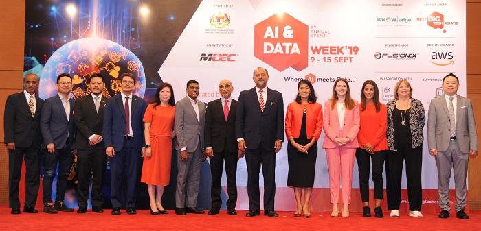 MALAYSIA WORKING ON DATA & AI POLICY