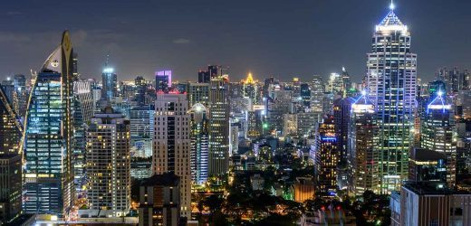 Thailand leading the way for smart cities in ASEAN
