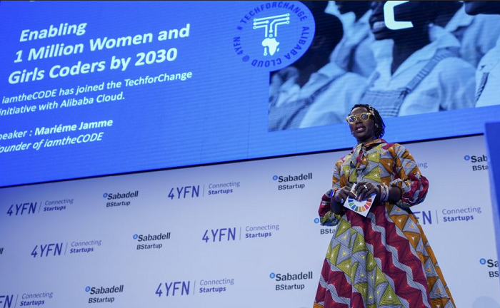 COLLABORATION KEY TO UNLOCK NEXT GEN FEMALE TECH LEADERS, SAYS ALIBABA CLOUD