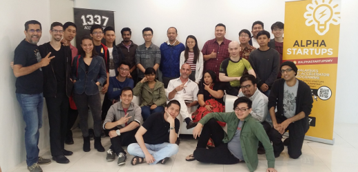 1337 VENTURES LAUNCHES MALAYSIA'S FIRST ONLINE ACCELERATOR WITH MDEC
