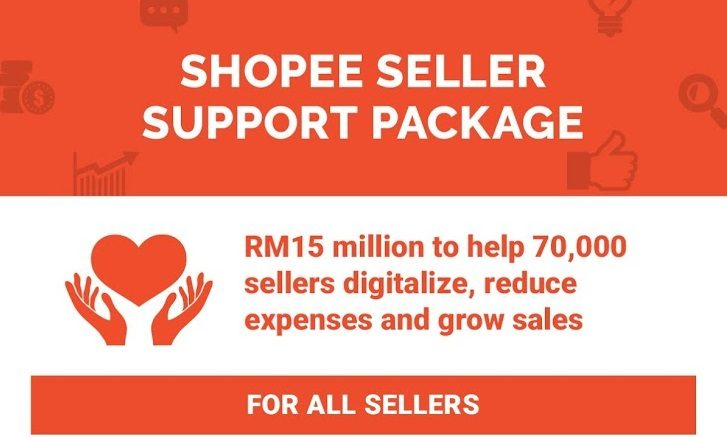 Shopee announces RM15M Seller Support Package for 70K Malaysian SMEs