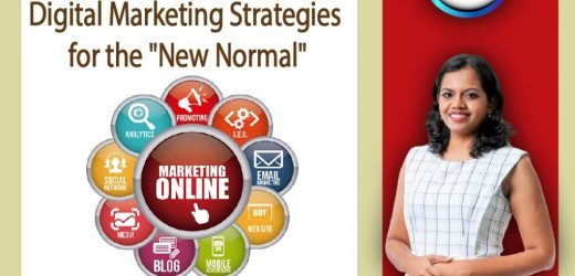 "Digital Marketing Strategies for the ""New Normal""  – MiDEC Virtual Classroom : 13th May 2020 – DONE – Watch Video"