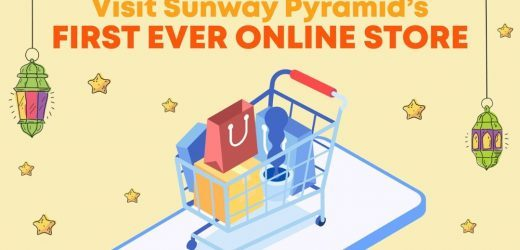Sunway Pyramid launches online store amidst CMCO