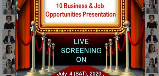 Business Speed Dating July 2020