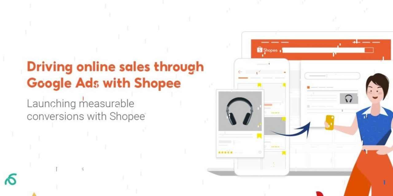 Shopee creates e-commerce ad solutions for brands with Google