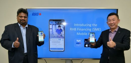 RHB Group launches first SME financing mobile app powered by AI