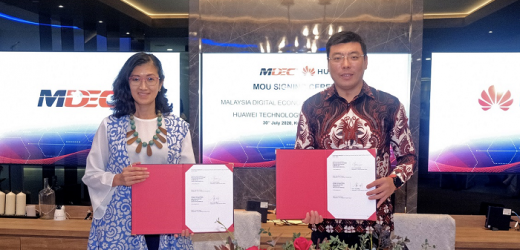 MDEC, Huawei Sign MoU to spearhead Malaysia as ASEAN Digital Hub