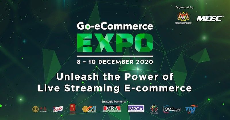 MDEC launches Go-eCommerce Expo three-day virtual conference